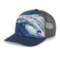 Gorra Artist Series Shorebreak Trucker Cap Sunday Afternoons Protección solar UPF 50+