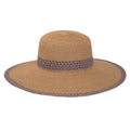 Sombrero Orange Illums UV protección solar UPF 50+