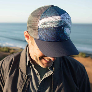 Shorebreak Trucker Gorra UPF 50+