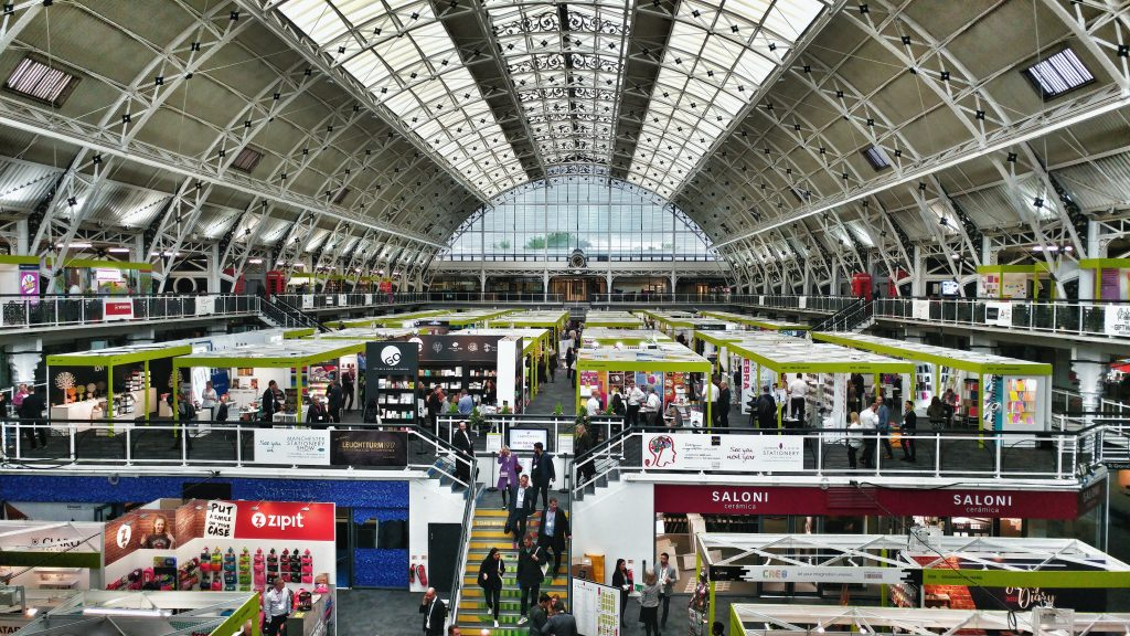 London Stationery Show Hall
