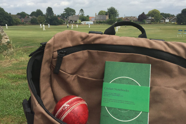 Cricket Notebooks
