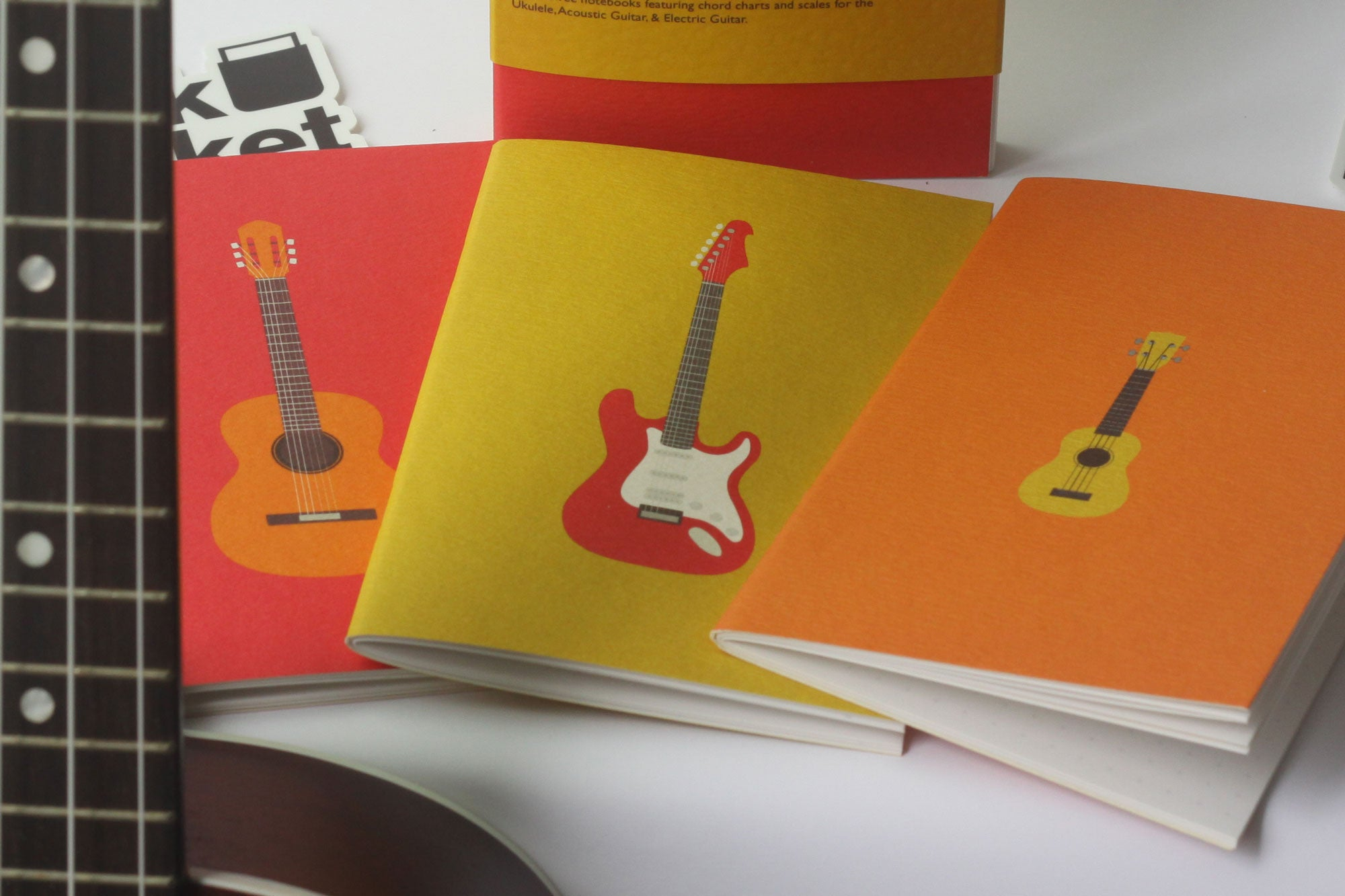 Guitar Notebooks