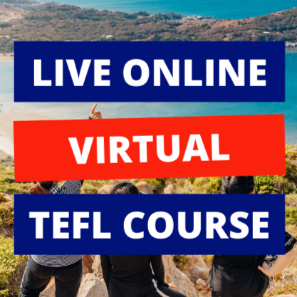 Live Online Virtual TEFL Course