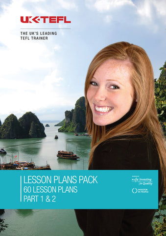Lesson Plans Pack - Part 1 and 2