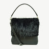 Small winter handbag