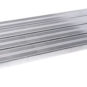 Truss Dock Aluminum Decking End Panel 6'  PN96003 NOT AVAILABLE ONLINE see note|Platelage en aluminium pour un quai à fermes - panneau d'éxtrèmite de 6'  PN96003 NON DISPONIBLE EN LIGNE S'il vous plais, lisez la remarque