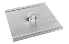 Truss Dock Leg Assembly Part - Aluminum Base Plate  PN96016|Quai à fermes - partie d'assemblage de patte plaque de base en aluminium  PN96016