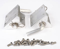 Floating Dock Hinges (pair)|Pentures de quai flottant (paire)