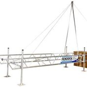 Truss Dock - 6' Wide Dock Lift Kit  PN98361|Quai à fermes - Trousse de berceau de 6' de largeur  PN98361