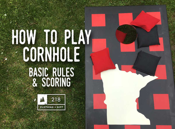 How to play Cornhole - the basics.