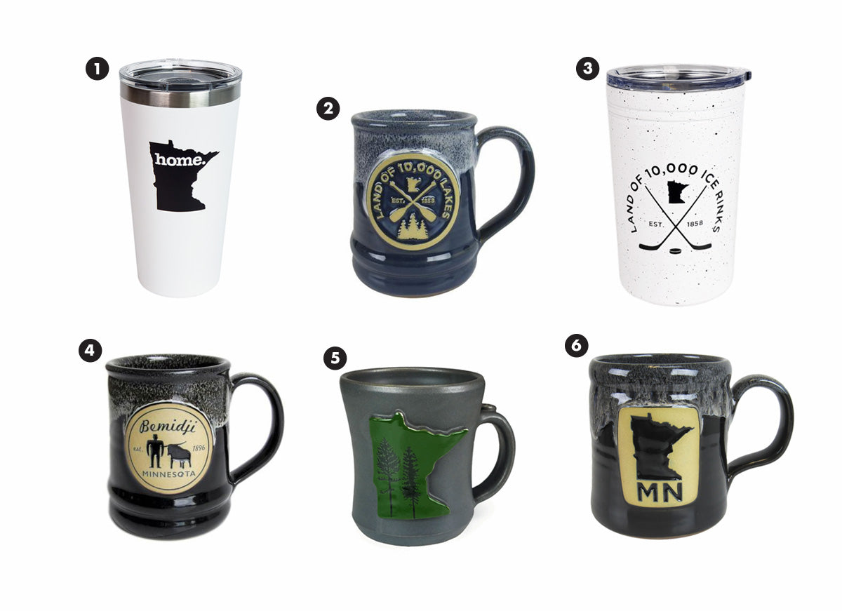 Coffee and Handmade Mugs or Travel mugs for Fathers Day