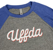 Load image into Gallery viewer, Men's Uffda Raglan Shirt
