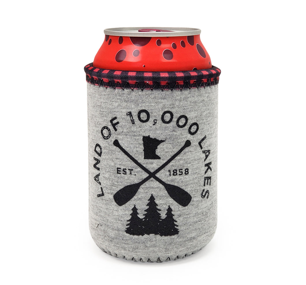 10K Lakes Can Cooler