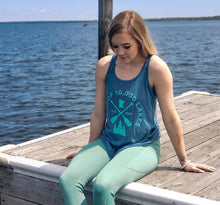 Load image into Gallery viewer, Bluewater Lake Tank - Women's