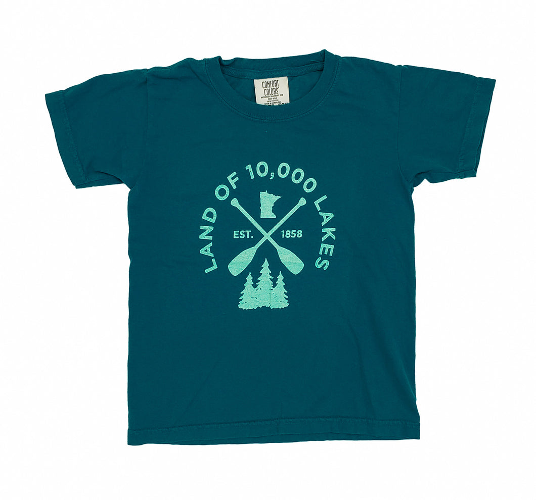 10K Lakes Tee - Youth