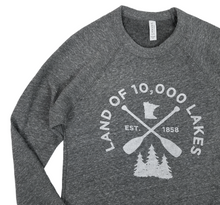 Load image into Gallery viewer, Men's Minnesota designed sweatshirt