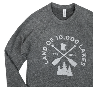 Men's Minnesota designed sweatshirt