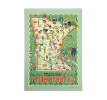 Load image into Gallery viewer, Marvels of Minnesota Poster