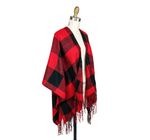 Load image into Gallery viewer, Lumberjill poncho