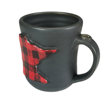 Load image into Gallery viewer, MN Buffalo Plaid Ceramic Mug