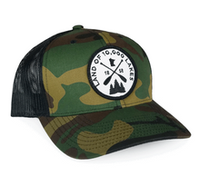 Load image into Gallery viewer, Camo Minnesota hat
