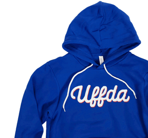 Men's Uffda Hooded Sweatshirt