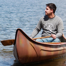 Load image into Gallery viewer, Men's Minnesota paddle sweatshirt
