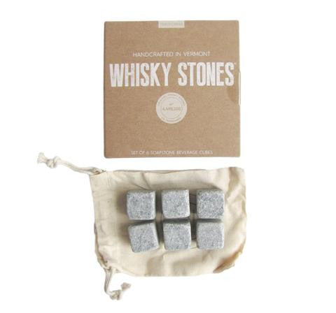 Whisky Stones - Craft/6pk
