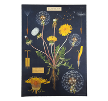 Load image into Gallery viewer, Dandelion Chart Print