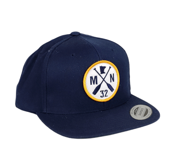 956412841a0 Scout Snapback Hat - Navy Gold ...
