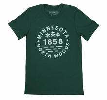 Load image into Gallery viewer, Dark Green Minnesota Sota Shirt