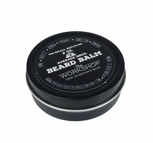 The Workshop Beard Balm