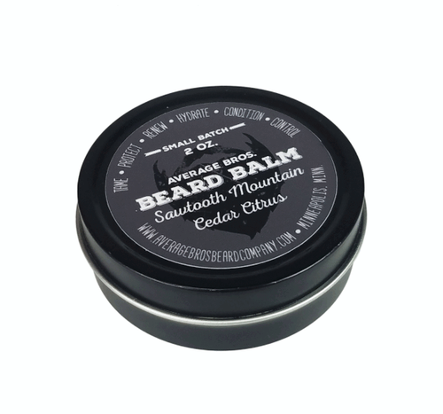 Sawtooth Mountain Beard Balm