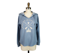 Load image into Gallery viewer, Land of 10,000 lakes hoodie