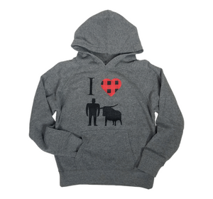 Paul and Babe Hoodie - Toddler