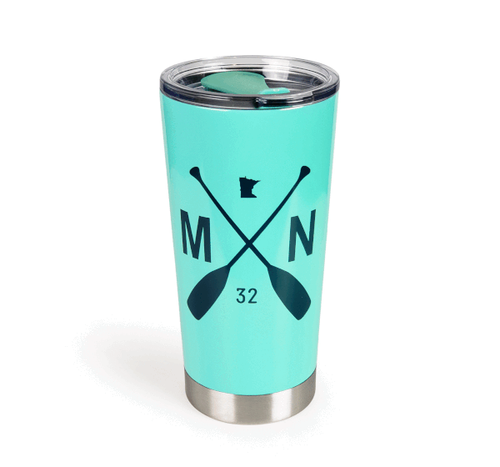 Lakeside Tumbler - Mint