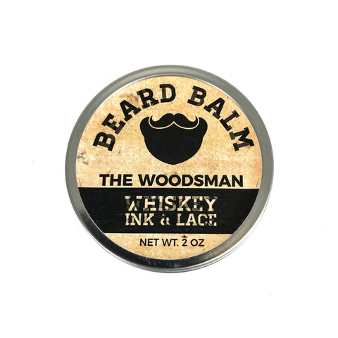 The Woodsman Beard Balm