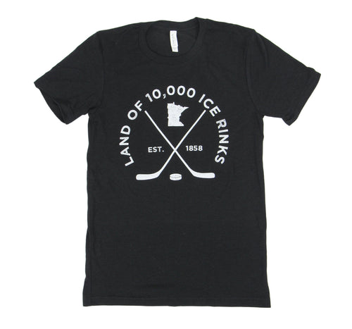 Hockey Minnesota shirt