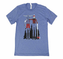Load image into Gallery viewer, Tall Paul Bunyan and Babe shirt