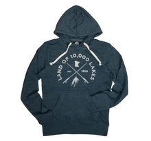 Load image into Gallery viewer, Fishing Minnesota Hoodie