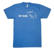 Load image into Gallery viewer, Hey Babe, Babe the Blue Ox shirt
