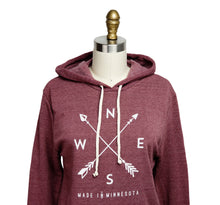 Load image into Gallery viewer, Arrow Compass Hoodie