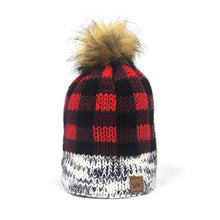 Load image into Gallery viewer, Lumberjill Pom Hat