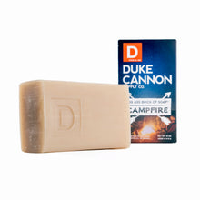 Load image into Gallery viewer, Campfire Soap Brick by Duke Cannon