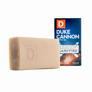Campfire Soap Brick by Duke Cannon
