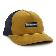 Load image into Gallery viewer, Lakeside Corduroy Snapback