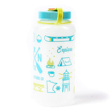Load image into Gallery viewer, Como Nalgene Water Bottle