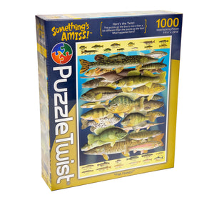 Fish Frenzy Puzzle