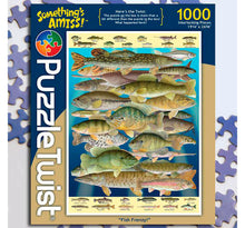 Load image into Gallery viewer, Fish Frenzy Puzzle