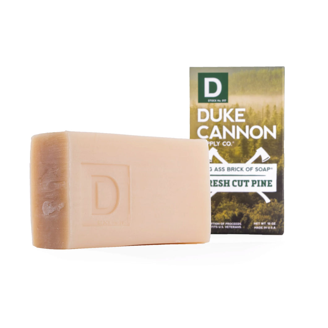 Fresh-Cut Pine Soap Brick by Duke Cannon